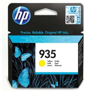 HP original ink C2P22AE, HP 935, yellow, 400str., HP Officejet 6812,6815,Officejet Pro 6230,6830,6835