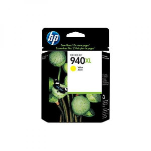 HP originál ink C4909AE, HP 940XL, yellow, 1400str., 16ml, HP Officejet Pro 8000, Pro 8500