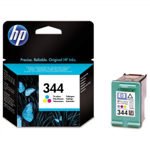HP originál ink C9363EE, HP 344, color, 580str., 14ml, HP Photosmart 385, 335, 8450, DJ-5940, 6840, 9800