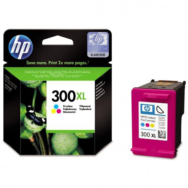 P: Cartidge HP 300XL CC644EE originál