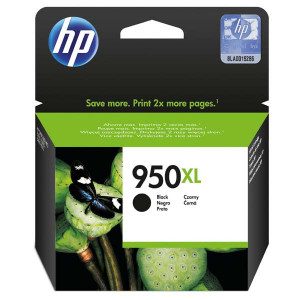 HP original ink CN045AE, HP 950XL, black, 2300str., 53ml, HP Officejet Pro 276dw, 8100 ePrinter