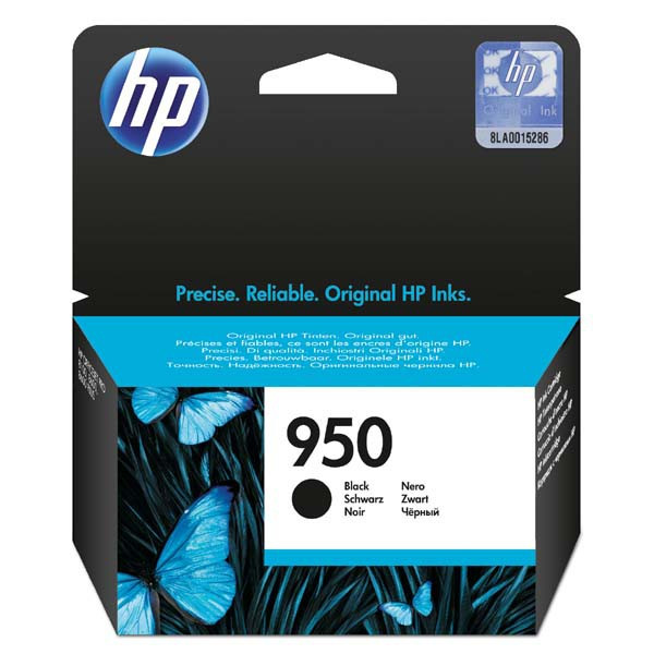 HP original ink CN049AE, HP 950, black, 1000str., 24ml, HP Officejet Pro 276dw 8100 ePrinter
