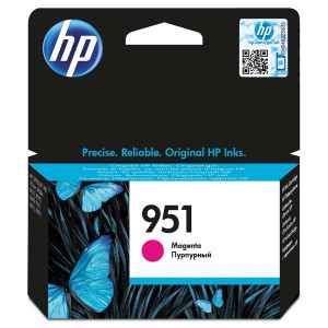 HP original ink CN051AE, HP 951, magenta, 700str., pre HP Officejet Pro 276dw, 8100 ePrinter
