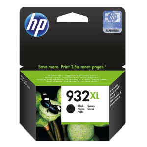 HP original ink CN053AE, HP 932XL, black, 1000str., HP Officejet 6100, 6600, 6700, 7110, 7610, 7510