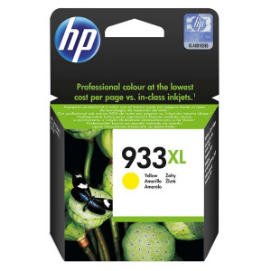 HP original ink CN056AE, HP 933XL, yellow, 825str., HP Officejet 6100, 6600, 6700, 7110, 7610, 7510