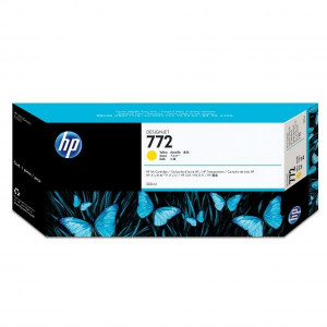 HP original ink CN630A, yellow, 300ml, HP 772, HP