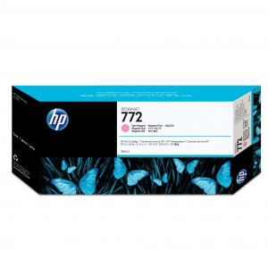 HP original ink CN631A, light magenta, 300ml, HP 772, HP
