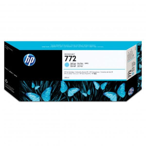 HP original ink CN632A, cyan, 300ml, HP 772, HP