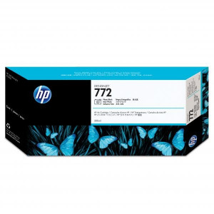 HP original ink CN633A, photo black, 300ml, HP 772, HP