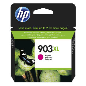 HP original ink T6M07AE, HP 903XL, magenta, 825str., 9.5ml, high capacity, HP Officejet 6962,Pro 6960,6961,6963,6964,6965,6966
