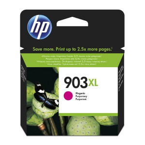 HP original ink T6M07AE, HP 903XL, magenta, blister, 825str., 9.5ml, high capacity, HP Officejet 6962,Pro 6960,6961,6963,6964,6965