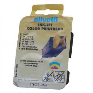 Olivetti originál ink 84436, color, 160str., Olivetti JP-170, 360, 370, 450, 470, Jet-Lab 400, 500, 600