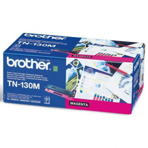 Brother original toner TN130M, magenta, 1500str., Brother HL-4040CN, 4050CDN, DCP-9040CN, 9045CDN, MFC-9440C, O