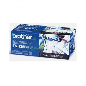 Brother original toner TN135BK, black, 5000str., Brother HL-4040CN, 4050CDN, DCP-9040CN, 9045CDN, MFC-9840, O
