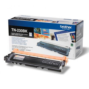 Brother originál toner TN230BK, black, 2200str., Brother HL-3040CN, 3070CW, DCP-9010CN, 9120CN, MFC-9320CW