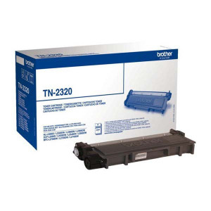 Brother originál toner TN2320, black, 2600str., Brother DCP-L25xx, MFC-L27xx, O