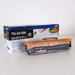 Brother original toner TN241BK, black, 2500str., Brother HL-3140CW, 3170CW, O