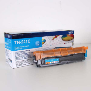Brother original toner TN241C, cyan, 1400str., Brother HL-3140CW, 3170CW, O
