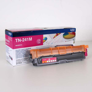 Brother original toner TN241M, magenta, 1400str., Brother HL-3140CW, 3170CW, O