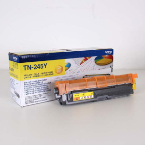 Brother original toner TN245Y, yellow, 2200str., Brother HL-3140CW, 3170CW, O