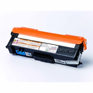 Brother originál toner TN320C, cyan, 1500str., Brother HL-4150CDN, 4570CDW