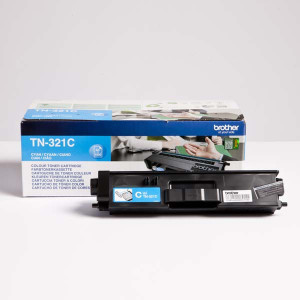 Brother original toner TN-321C, cyan, 1500str., Brother HL-L8350CDW,HL-L9200CDWT, O