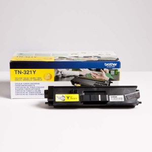 Brother original toner TN-321Y, yellow, 1500str., Brother HL-L8350CDW,HL-L9200CDWT, O