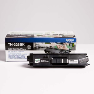 Brother original toner TN-326BK, black, 4000str., Brother HL-L8350CDW, DCP-L8400CDN, O