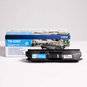 Brother original toner TN-326C, cyan, 3500str., Brother HL-L8350CDW, DCP-L8400CDN, O