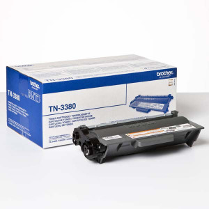 Brother original toner TN3380, black, 8000str., Brother HL-5440D, HL-5450DN, HL-5470DW, HL-6180