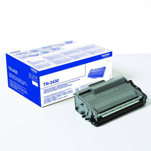 Brother original toner TN3430, black, 3000str., Brother HL-L6400DW, O