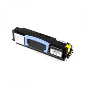 Dell originál toner 593-10038, 593-10042, black, 6000str., H3730, high capacity, Dell 1700, 1710N