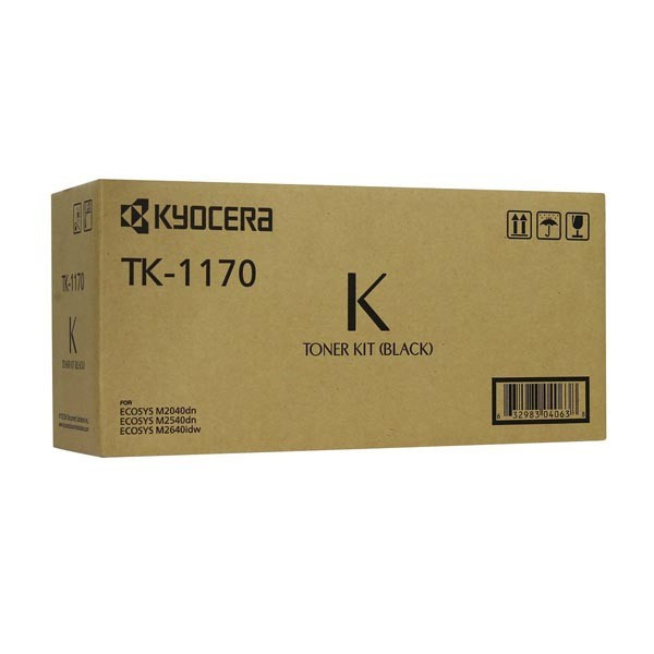 Kyocera originál toner 1T02S50NL0, black, 7200str , TK-1170, Kyocera
