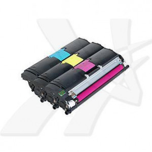 Konica Minolta originál toner A00W012, cyan/magenta/yellow, 4500str., 1710-5950-01, Konica Minolta Magic Color 2400, 2430, 2450, C