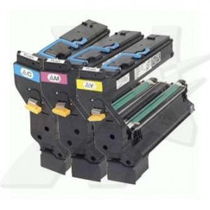 Konica Minolta original toner 9960A1710606002, CMY, 36000 (3x12000)str., 1710-6060-02, high capacity, Konica Minolta QMS Magic Col