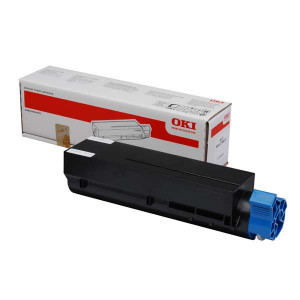 OKI original toner 44992402, black, 2500str., OKI B401, MB441, O
