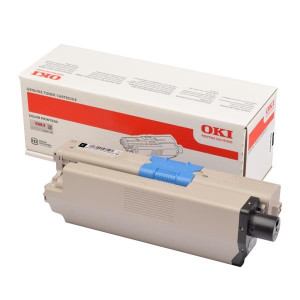 OKI original toner 46508712, black, 3500str., high capacity, OKI C332, MC363, O
