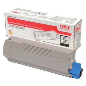 OKI original toner 46508716, black, 1500str., OKI C332, MC363, O