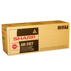 Sharp originál toner AR-310LT, black, 25000str., Sharp AR-M256, 316