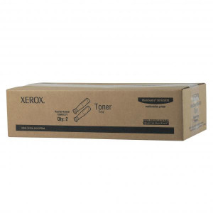 Xerox originál toner 106R01277, black, 2x6300str., Xerox WorkCenter 5016, 5020, 2ks