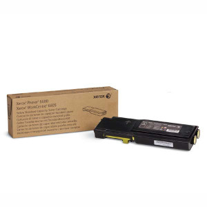 Xerox originál toner 106R02251, yellow, 2000str., Xerox Phaser 6600, Workcentre 6605