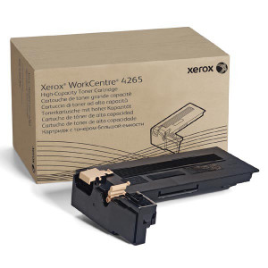 Xerox originál toner 106R02735, black, 25000str., high capacity, Xerox WorkCentre 4265