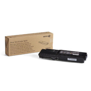 Xerox originál toner 106R02755, black, 12000str., high capacity, Xerox WorkCentre 6655