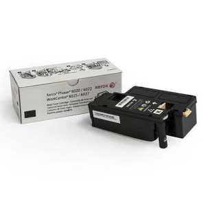Xerox originál toner 106R02763, black, 2000str., Xerox Phaser 6020, 6022, WorkCentre 6025, 6027