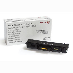 Xerox originál toner 106R02778, black, Xerox Phaser 3052,3260, WorkCentre 3215,3225, 3000 str.