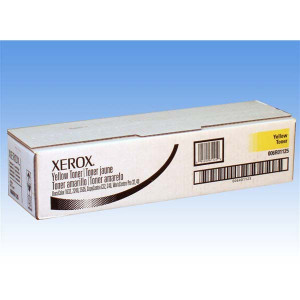 Xerox original toner 006R01125, yellow, 15000str., Xerox DocuColor 1632, 3535, 2240, Fiery EX3535, Splash G