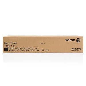 Xerox original toner 006R01449, black, 60000 (2x30000)str., Xerox WC 7655, 7665, 7675, 7755, 7765, 7775, 2ks