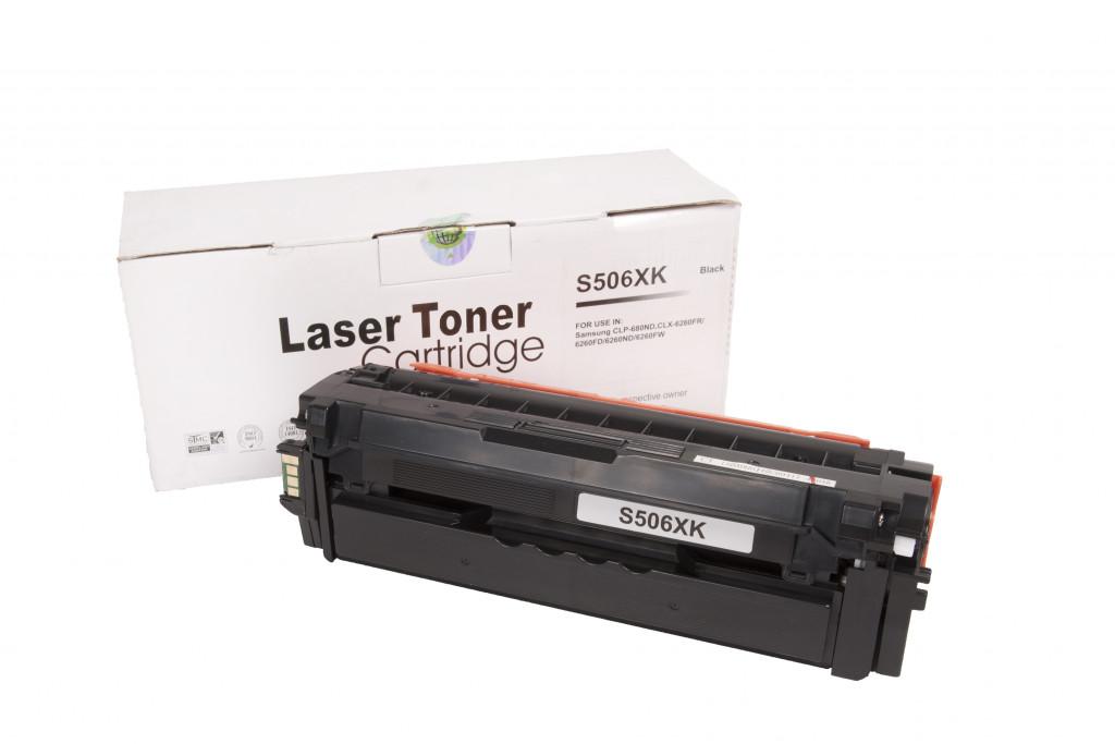 Black Toner for Samsung CLP-680ND CLX-6260FD CLP-680 6260 CLP680 CLT-K506L